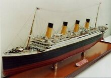 titanic r m s model 1 350th scale museum
