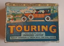 touring game parker brothers touring car