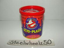 ecto plazm real ghostbusters red container