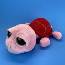 russ berrie applause turtle 12 pink red big