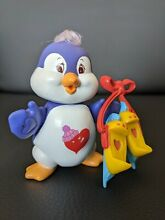 care bears cousin 1985 cozy heart penguin by