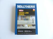 walthers 933 3125 maquette decor chain link