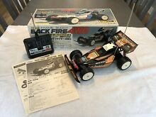nikko back fire 4wd buggy off road radio