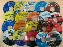 gamecube games disc only large selection all