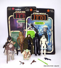 star wars top toys complete 7 set exclusive