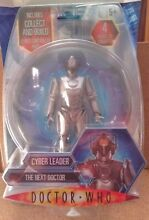 dr who figure cyber leader next doctor