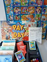 pay day game 2002 edition pay day family board