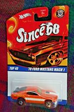 1970 2007 hot wheels since 68 ford