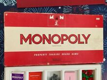monopoly property trading board game england