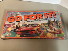 go for it parker 1985 1986 brothers board game