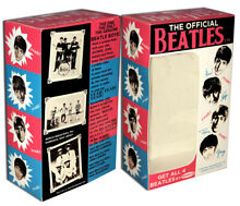 beatles remco doll box single box only