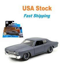 jada fast furious 1970 dom s chevy