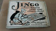 go for it parker 1927 jingo game rom parker brothers