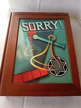 board game sorry game collection wooden