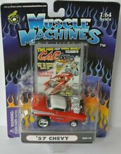 muscle machines co2 19 1957 chevrolet bel air
