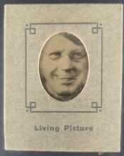 zoetrope living picture lenticular optical
