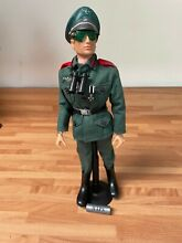 palitoy action man german staff officer