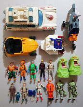 kenner real ghostbusters action figure