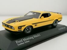 amr minichamps 1 43 ford mustang mach 1