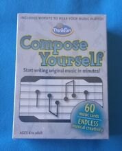 thinkfun compose yourself compose your own