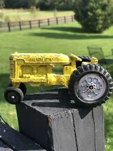 hubley toy tractor toy tractor farm barn