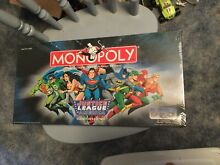 monopoly justice league america collector s