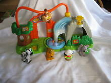 fisher price little people surprise sounds zoo