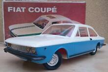 marusan fiat coupe 124 anker car gdr