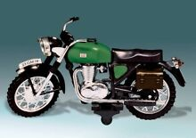 reproduction sport motorcycle green