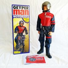 action man gi joe action team biker