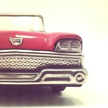 1950s ford fairlane convertible