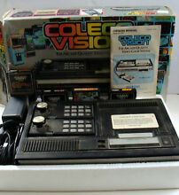 console system 4 games in box