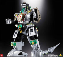 soul of chogokin power rangers dragonzord action