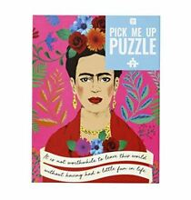 jigsaw puzzle 500 piece frida kahlo game adults