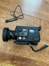 Xl Electronic Movie Camera Super 8