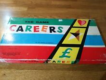 waddingtons careers classic boxed old game