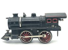 clockwork train bing o gauge cast iron steam