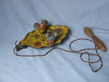 1950 s pull a long toy