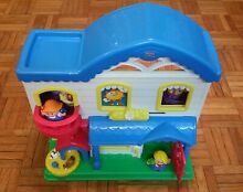 little people maison decouvertes fisher price