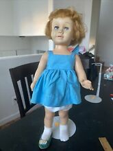 chatty cathy 1960 doll does not work speaker in