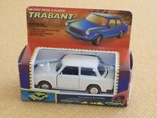 trabant 601 s scale model welly