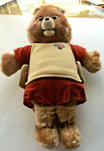 teddy ruxpin 1985 1 tape tape plays eyes mouth