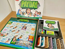 pay day game hasbro gaming monopoly payday board