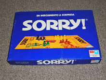 sorry game sorry game 1980 italian edition