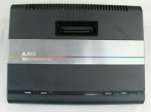 atari 7800 pro system console only tested