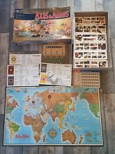 axis allies board game axis allies spring 1942 world at