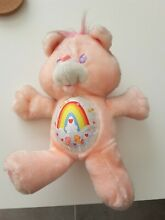 care bears bisounours environmental années 90