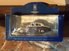 lledo rolls royce collection silver cloud