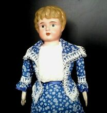 buschow beck rare doll minerva germany 1894 to