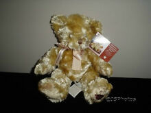 russ berrie delicious cappuccino scented bear